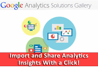 Import and Share Analytics Insights With a Click!