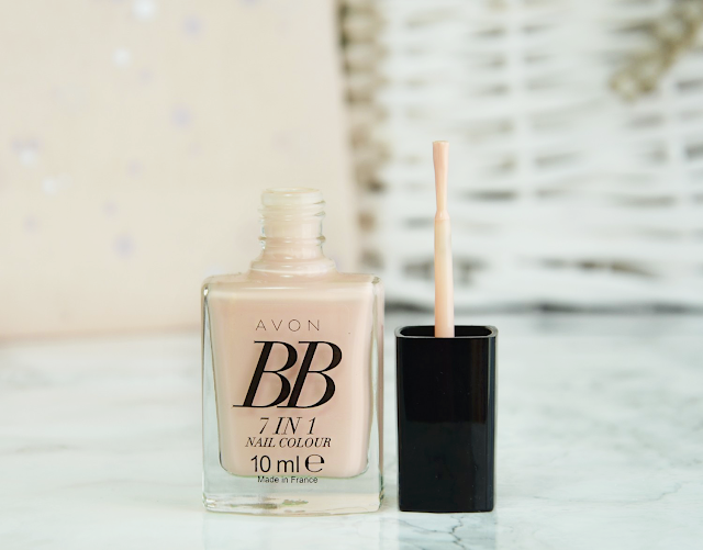 Avon BB 7-in-1 Nail Colour Perfect Pink