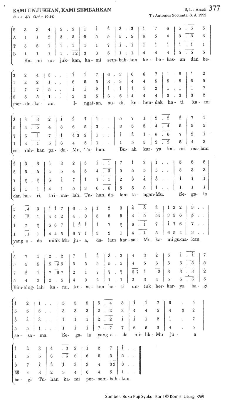 Dan Bernyanyilah Chord : bernyanyilah, chord, Chord, Unjukkan,, Sembahkan, Madah, Rohani, Lyric, Christian