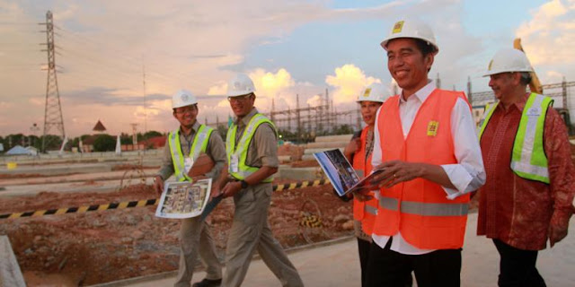 Jokowi: Saya Dengar Ada Pembangkit Listrik Senilai Rp 1,5 Triliun Mangkrak 7 Tahun