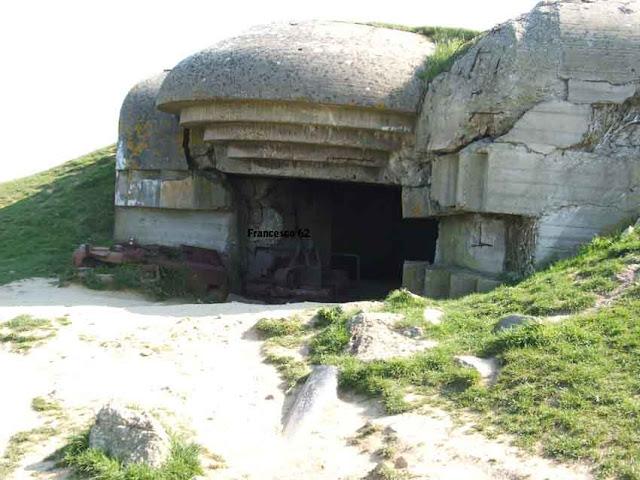 Bunker 1 de Longues-sur-Mer