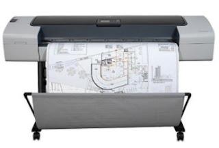 HP DesignJet T1100 Télécharger Pilote