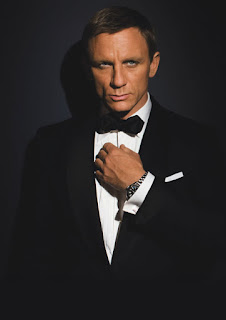 Daniel Craig-James Bond