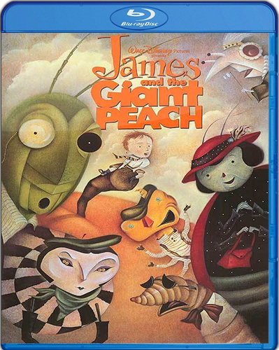 James and the Giant Peach [1996] [BD25] [Latino]