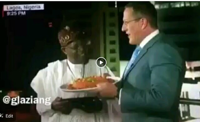 VIDEO: Watch moment when Lai Mohammed said Senegal makes the best Jollof rice.