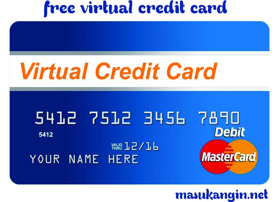 free virtual credit card 2018 - Virtual Visa Card Load With Paypal