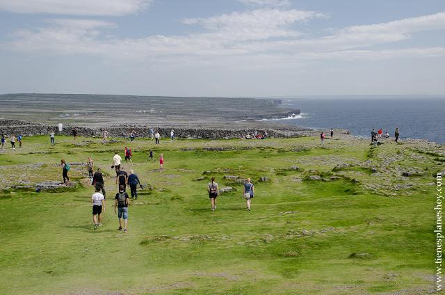 Visitar Inishmore Islas Aran Irlanda