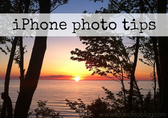 iPhone photo tips