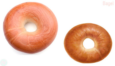 Bagel bread, bagel food