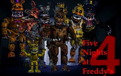 Five Nights at Freddys 4 Apk + Mod for Android