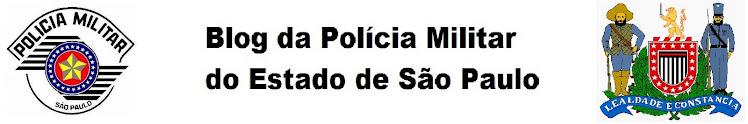 BLOG DA POLÍCIA MILITAR DO ESTADO DE SÃO PAULO