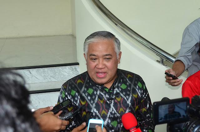Din Syamsuddin Kritik Istilah Perang Total di Pilpres