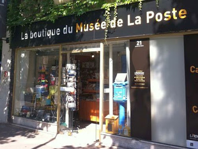La Boutique du Musee de La Poste - Paris