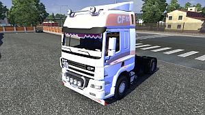 DAF CF 85 Edit