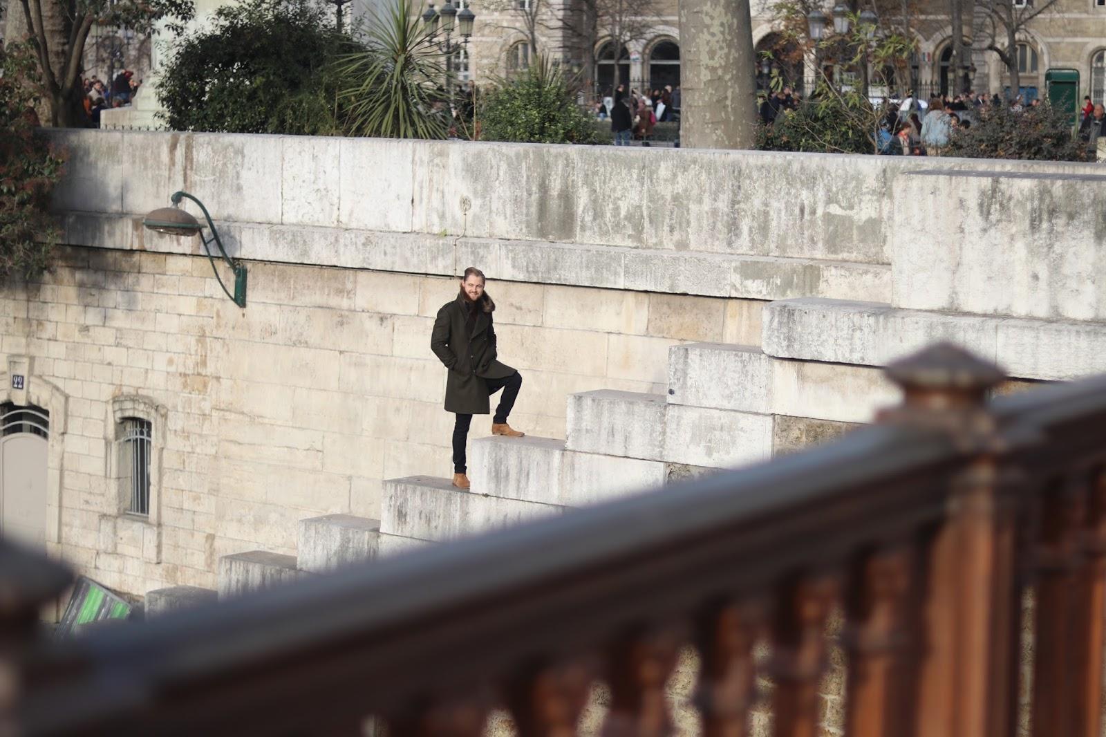 Paris, France, KALANCHOE, Ben Heath