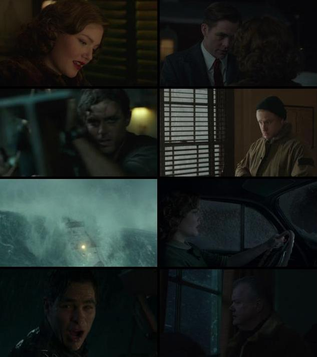 The Finest Hours 2016 English 480p BRRip