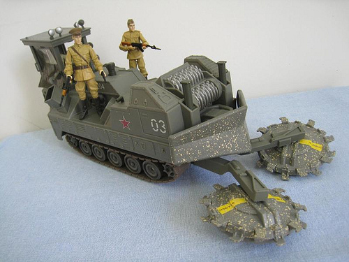 paperhobby: jungle cutter 1:35 (indiana jones: kingdom of ...
