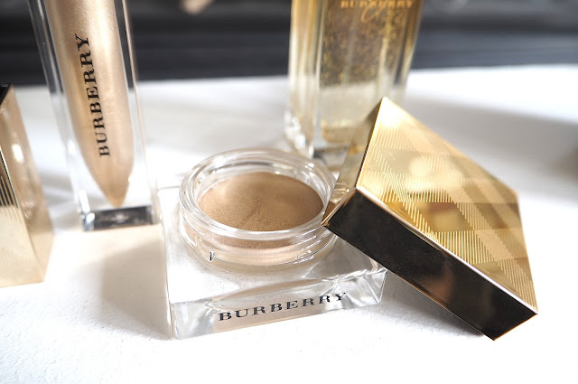 My Burberry Gold Touch in Gold Shimmer