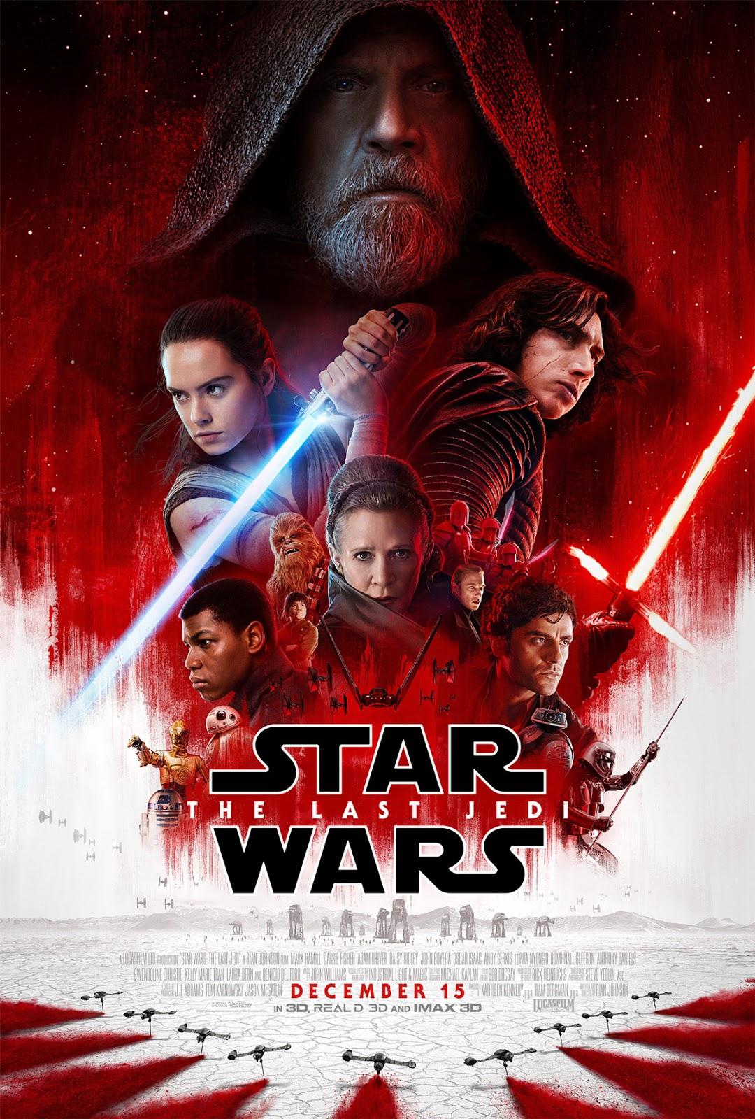 Star Wars: Episode VIII – The Last Jedi (2017) สตาร์ วอร์ส: ปัจฉิมบทแห่งเจได