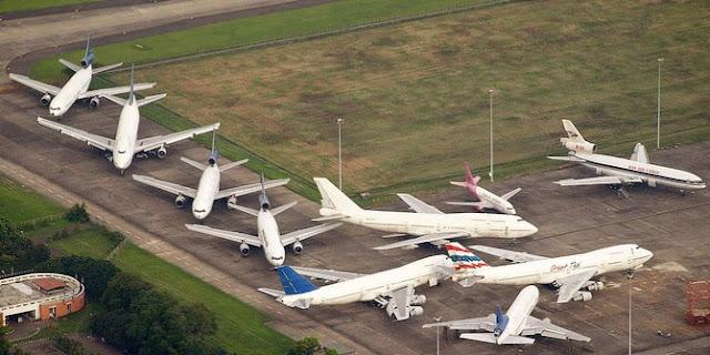 Jokowi Tegaskan Segera Percepat Pembangunan Runway ke-3 Bandara Soetta
