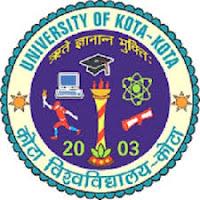 Kota University Results 2017