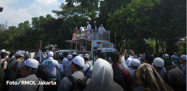 Umat Islam Bakal Gelar Aksi Besar Usai Lebaran