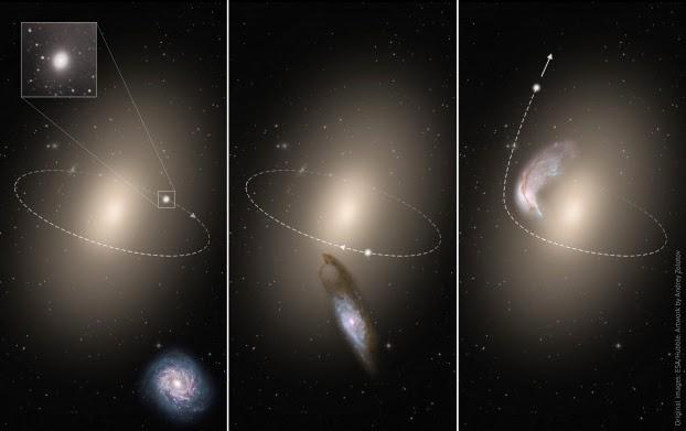 Mini Galaxy Found, Suitable For Dwarf Alien?