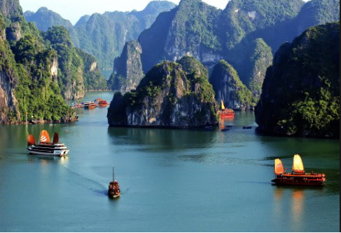 Vietnam ranked third most expensive travel destination in Southeast Asia