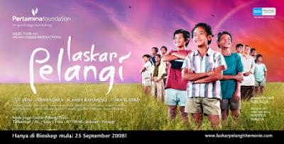 Download film Laskar Pelangi Full Movie Indonesia Bluray