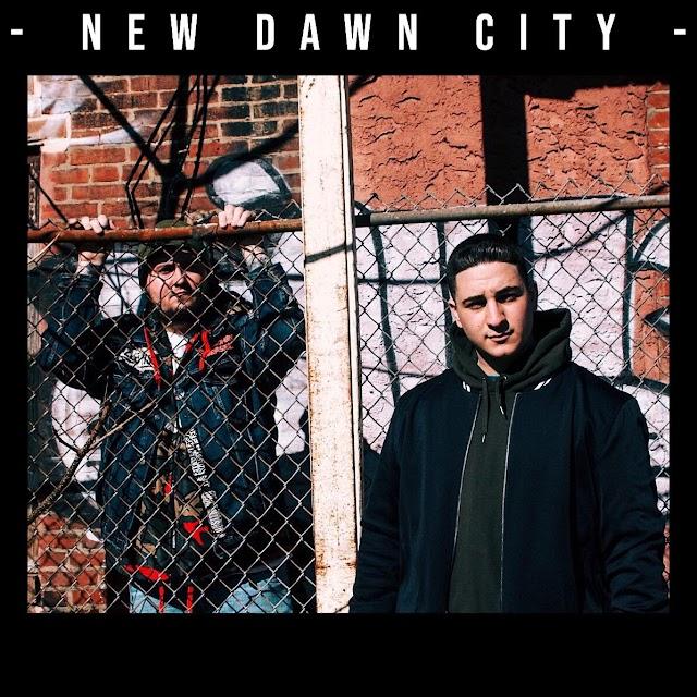 """M.A.D.E (Kohn x Steve Sxaks) Presents """"New Dawn City"""" EP"""
