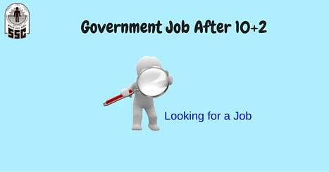 Government jobs (SSC CHSL Exam)