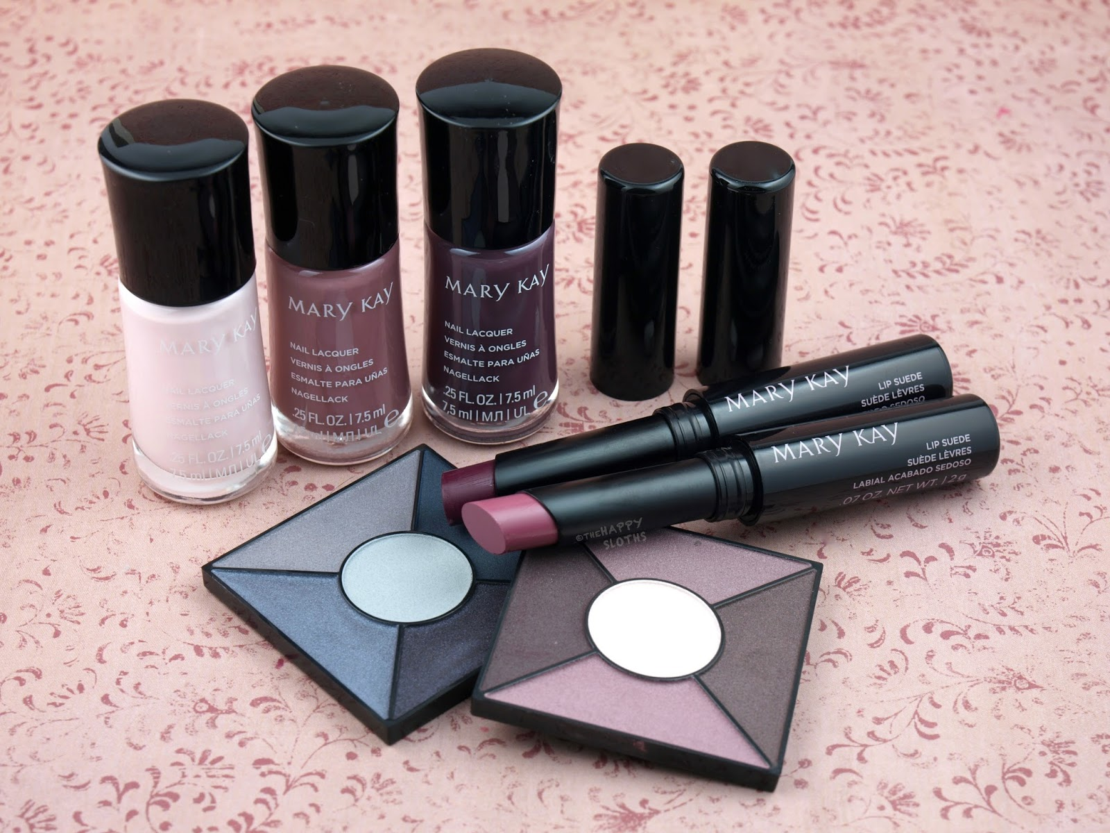 Mary Kay Fall 2017 Color Collection: Review and Swatches