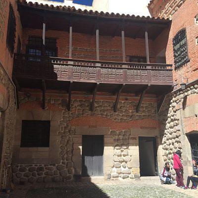Bolivia. Potosí, Casa de la moneda
