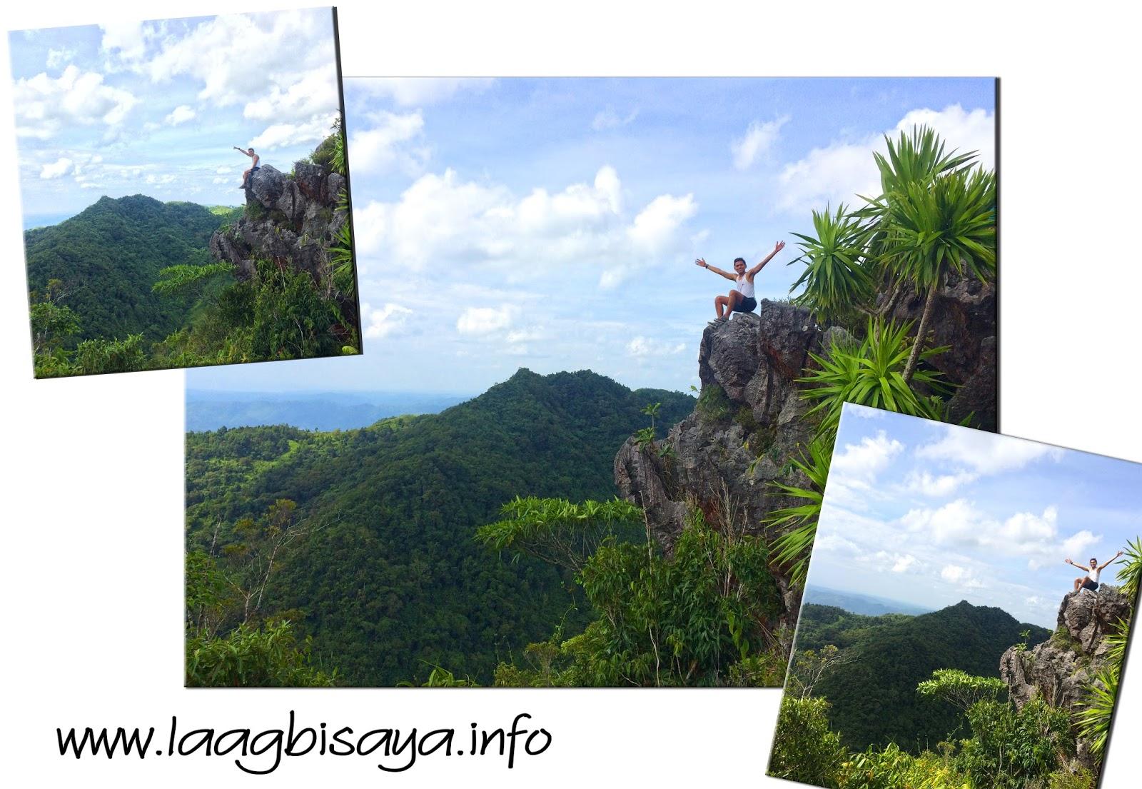 Mt. Mauyog in Balamban