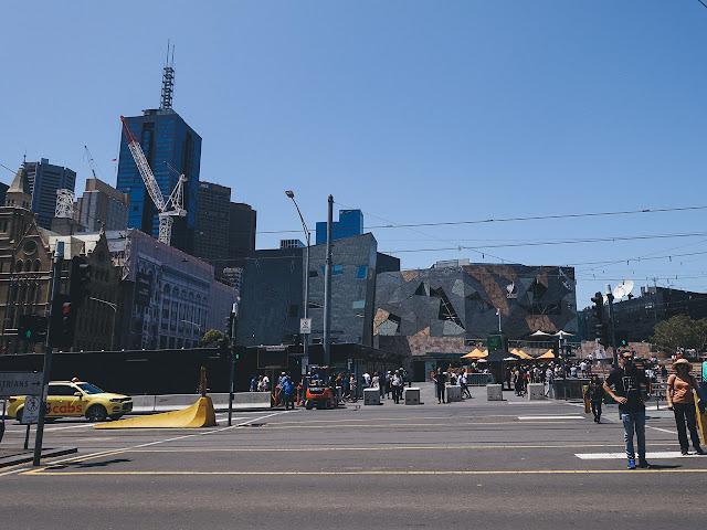 フェデレーション・スクエア(Federation Square)