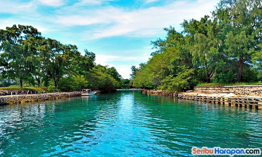 pulau pemagaran atau pulau magaran