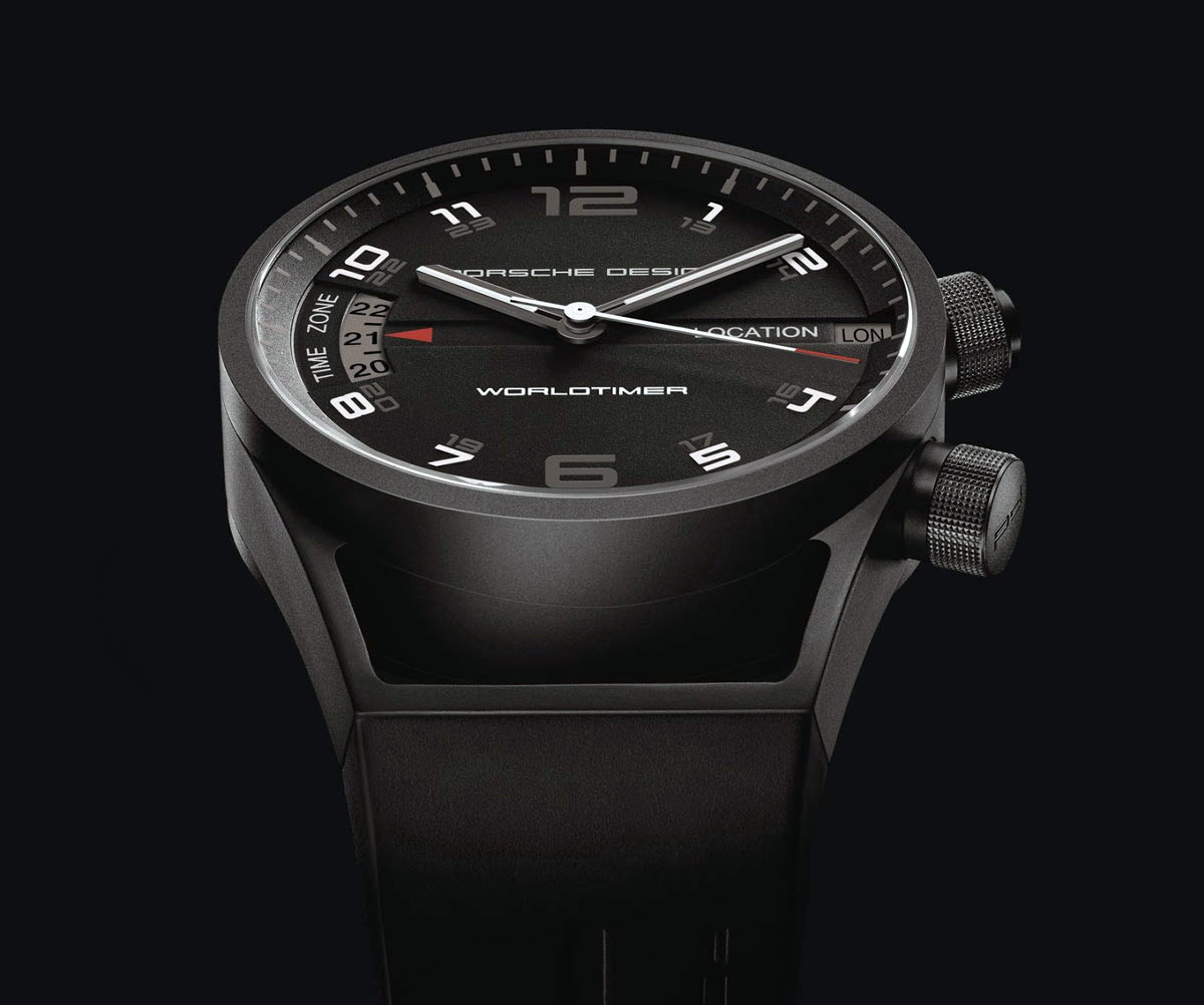 Porsche Design Innovations In Watchmaking Time And Watches