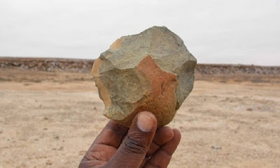Stone Age lithic stations discovered in Angola
