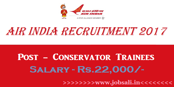 Air India Trainee Recruitment, Air India Vacancy, Air India Careers