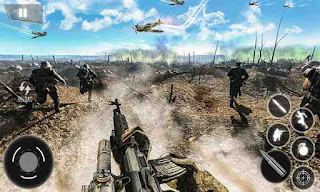 Hack game World War II Survival