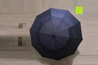 oben: Golf Regenschirm, Pomelo Best Automatik auf Windresistent mit 128cm Durchmesser aus robusten 190T Pongee Stockschirm geeignet für 3-4 Personen