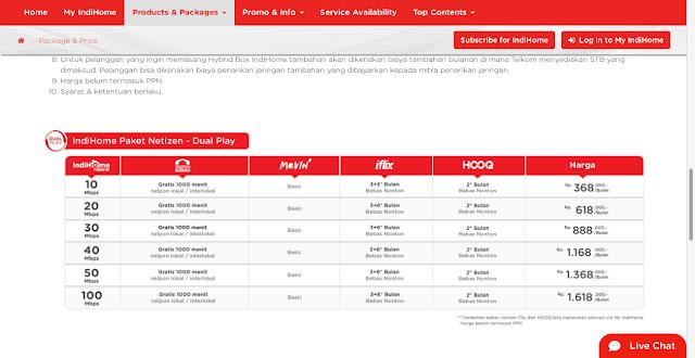 Indihome Paket Netizen - Dual Play- Daftar Harga Promo Paket Indihome Fiber & Speedy Terbaru 2017|paket tv indihome|paket indihome unlimited|harga indihome perbulan|cara daftar indihome