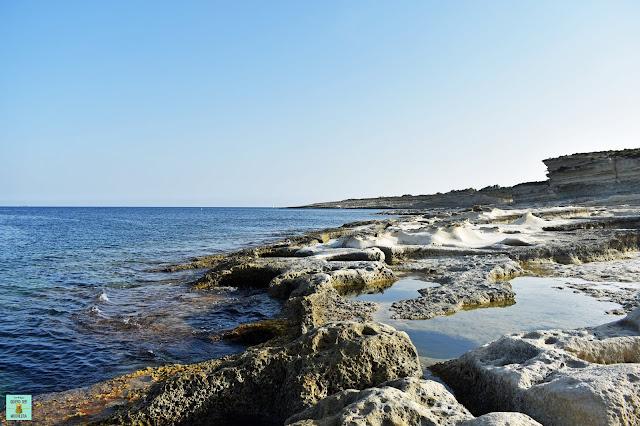 Ras-il-Fniek en Malta