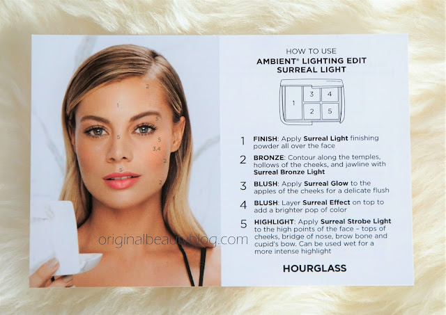 Hourglass Ambient® Lighting Edit - Surreal Light Instructions
