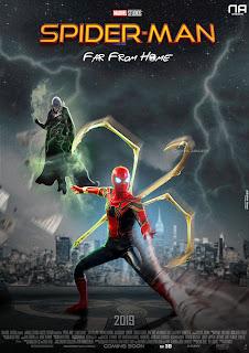 Homem-Aranha: Longe de Casa Legendado Online