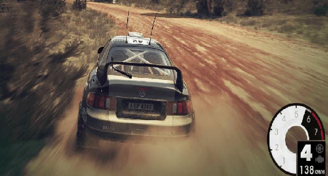 تحميل لعبة سباق سيارات Dirt 3 للكمبيوتر بحجم صغير