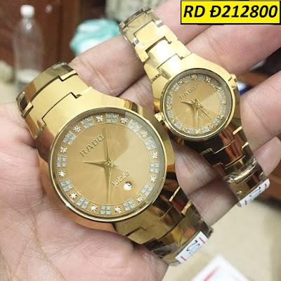 đồng hồ cặp đôi Rado RD D212800