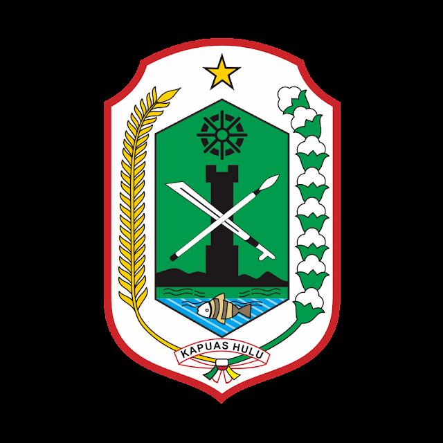 Logo Kabupaten Kapuas Hulu Vektor CDR Coreldraw