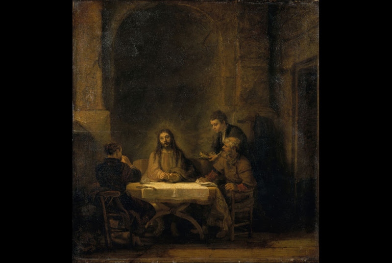Museums organize exhibition devoted to Rembrandt's representation of Jesus