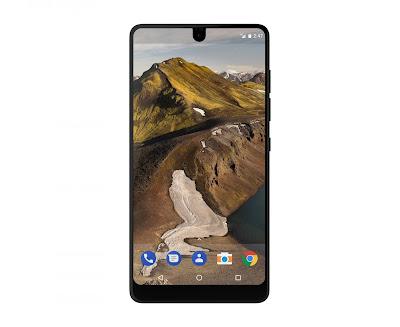 Andy Rubin, Essential PH-1, nouveau smartphone Android, Caméra à 360 degrés, Smartphone titane,